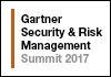 Gartner Security & Risk Management Summit - 12 - 15 June 2017 | National Harbor, MD