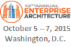 Enterprise Architecture. October 5-7, 2015. Washington DC