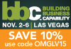 BBC 2015: Building Business Capability. November 2-6, 2015, Las Vegas, NV USA