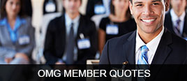 OMG Member Quotes