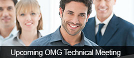 Upcoming OMG Technical Meeting