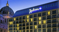 Radisson Blu Hotel, Berlin, Germany