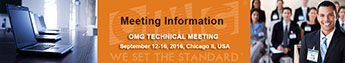 Meeting Information - Technical Meeting - September 2016 - Chicago, IL USA